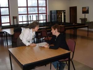 2005-02 - Author Visits 025