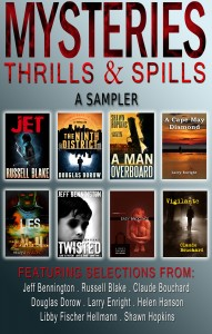 Mysteries, Thrills and Spills