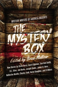 War Secrets - An anthology in The Mystery Box